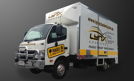 Lynx Courier Truck